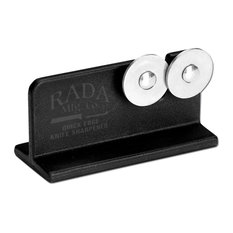 Rada Cutlery R119 Quick Edge Knife Sharpener With Hardened Steel Wheels