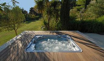 Acrylic Hot Tub Spas