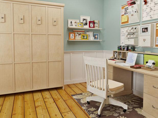 Möbel von der Alten Creek-Gesellschaft & Wand-Bett Factory