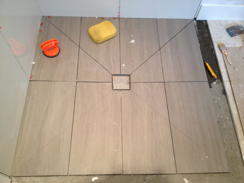 cutting bathroom tile using diagonal cuts to slope your shower floor planning 12613 | 47c2f4ac0227647a 3344 w500 h375 b0 p0