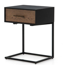DAMORE C SHAPED NIGHTSTAND