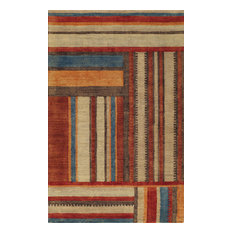 """Tangier Hand-Hooked Rug, Multi, 7'6""""x9'6"""""""