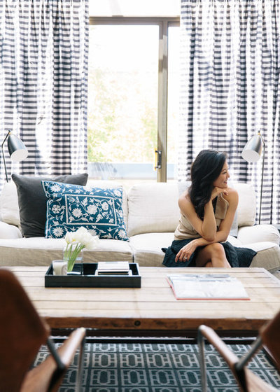 Transitional  by Catherine Kwong Design
