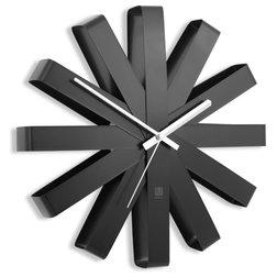 Contemporary Wall Clocks by Umbra