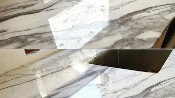 Etobicoke Marble Counter Top Restoration