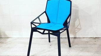 """""""Chair_One""""+""""Cuscini Chair_One"""" MAGIS"""