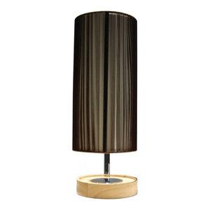 Toledo Table Lamp, Black