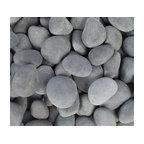 Mexican Beach Pebbles, Medium, 30 Lbs.