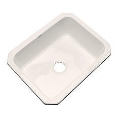 SolidCast - Madison Undermount Kitchen Sink, Bone - Kitchen Sinks