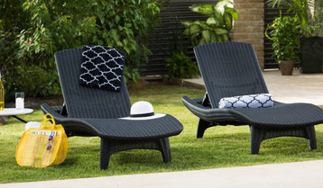 Bestselling Cabanas, Swing Chairs and Chaise Lounges