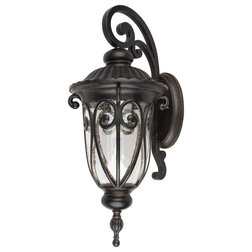 Mediterranean Outdoor Wall Lights And Sconces by Buildcom
