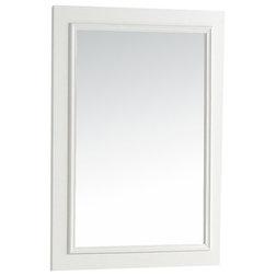 Transitional Bathroom Mirrors by Simpli Home Ltd.