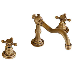 Traditional Bathroom Sink Faucets by Fontana Showers