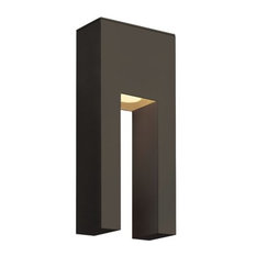 Most popular hinkley lighting outdoor lights for 2018 houzz hinkley lighting hinkley lighting atlantis 13 h led outdoor wall sconce in bronze mozeypictures Gallery