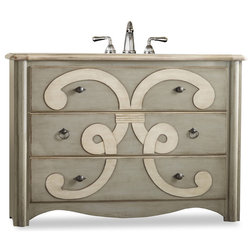 Lovely Traditional Bathroom Vanities And Sink Consoles Chamberlain Sink Chest