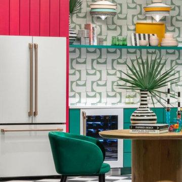 KBIS 2021: Café Appliances Endless Optimist Showcase Kitchen