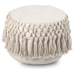 Contemporary Floor Pillows And Poufs by Madeleine Home Inc.