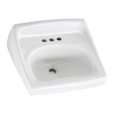 50 Most Popular Commercial Wall Hung Sink Bathroom Sinks
