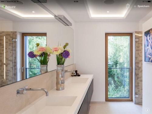 Spiegel Oder Spiegelschrank Im Bad