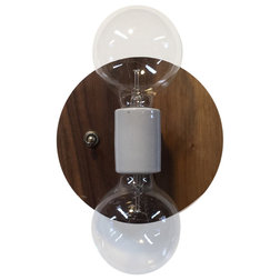 Perfect Contemporary Wall Sconces by C R A F T