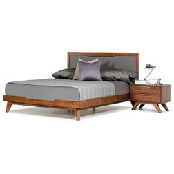 Midcentury Platform Beds by Vig Furniture Inc.