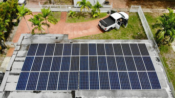 North Miami residential 14.3 kW solar panel install