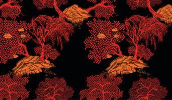 Isidore Leroy-Héritage-Jardin D'asie
