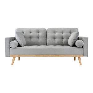 Bree Sleeper Sofa Contemporary Sleeper Sofas By