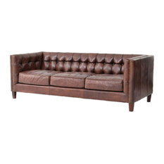 Archer 85-inch Sofa Cigar