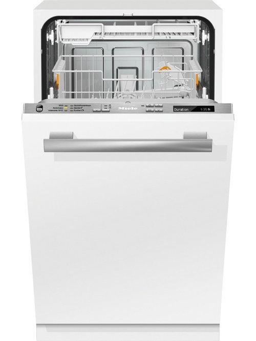 ミーレ食器洗い機 EcoFlex G 4880 SCVi(45cm) - 食器洗浄機