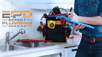 Expert Plumbing & Drains