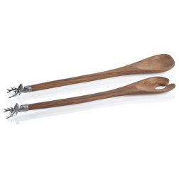 Rustic Serving Utensils by Zodax