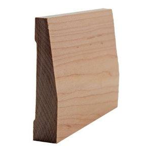 Beveled Baseboard EWBB32, 3/4