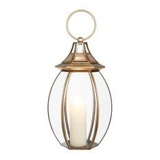 Orla Candle Lantern, Large