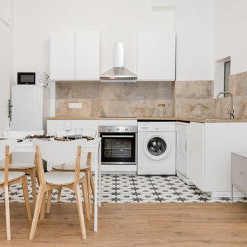 Rénovation appartement Investissement locatif