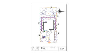 Irrigation install Drawing