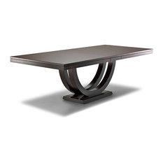 "Metropolitan Wood Dining Table, 42""x84"""