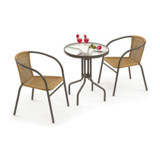 Buy Contemporary Garden Bistro Sets On Houzz