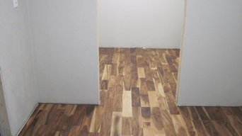 Spec House - mud room/laundry room