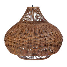 Tropical pendant lighting fine pendant 37 best replica designer tropical pendant lighting beautiful pendant kouboo handwoven wicker pear pendant lamp diameter 18 x 15 aloadofball Gallery