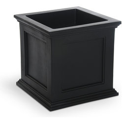 Traditional Outdoor Pots And Planters by Mayne - Outdoor Products of Distinction
