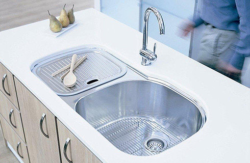 olivieri 873u kitchen sinks - Oliveri Undermount Kitchen Sinks