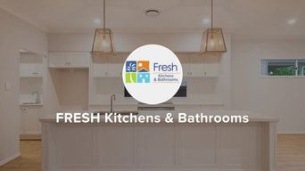 Company Highlight Video by FRESH Kitchens and bathrooms