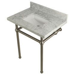 Transitional Bathroom Vanities And Sink Consoles by Kingston Brass