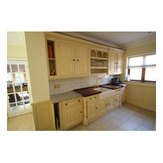 Large Clive Christian Used Victorian Range Kitchen