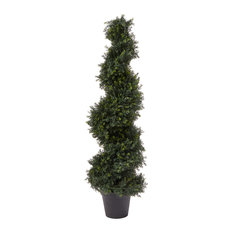 "Pure Garden 48"" Cypress Topiary"