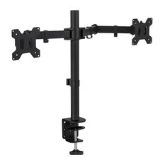 """Mount-It! Dual Monitor Mount Full Motion 