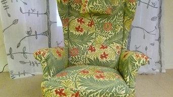Inspiration till möbelomklädnad