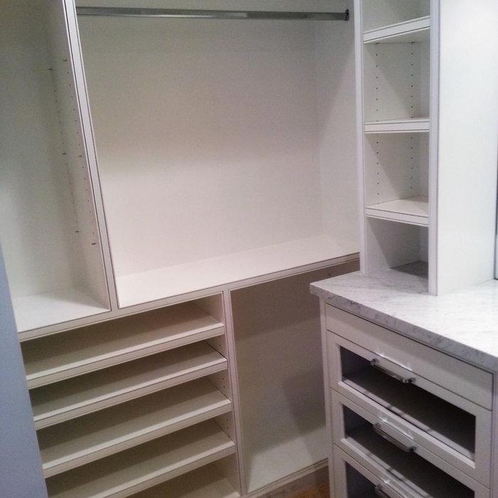 Hidden Hills Custom Closet