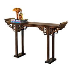 Design Toscano   Forbidden City Asian Console Table   Console Tables